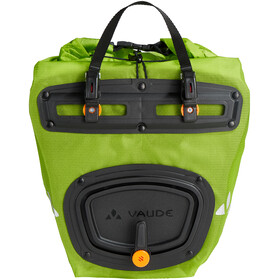 VAUDE Aqua Front Light Pannier 2 Pieces chute green
